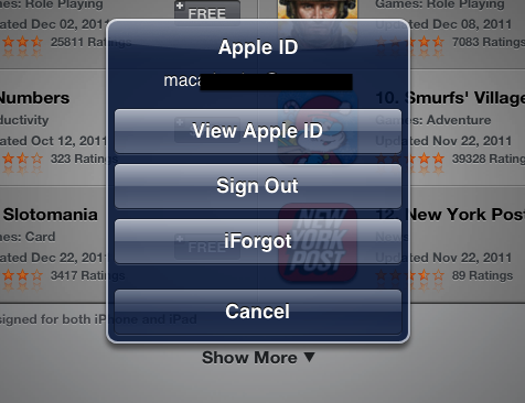 how to change your apple id on ipad