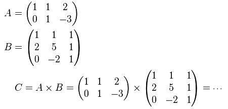Prodotto Tra Matrici Quadrate.Differenza Tra Matrice E Determinante In Matematica Cosa Fa