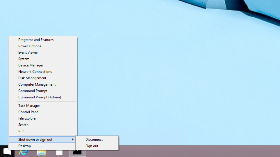 how to turn off another computer with command prompt