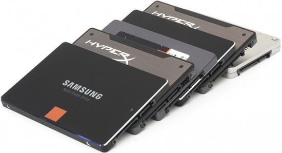 SSD Benchmark - Throughput, Latency and Performance