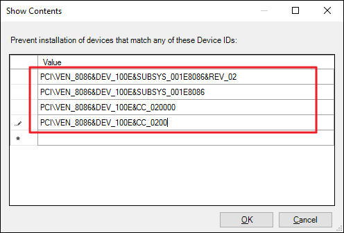Prevent from Automatically Updating Specific Drivers (Windows 10)