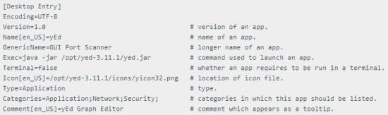 Create desktop shortcut or launcher on Linux