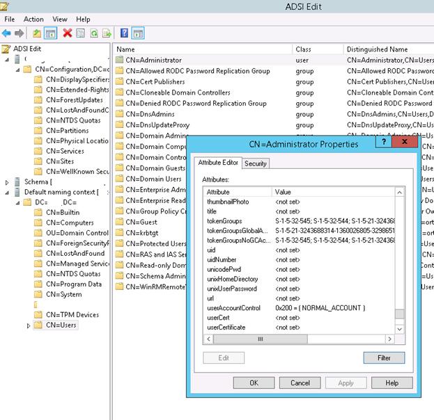 Active Directory - Schema Master FSMO Role